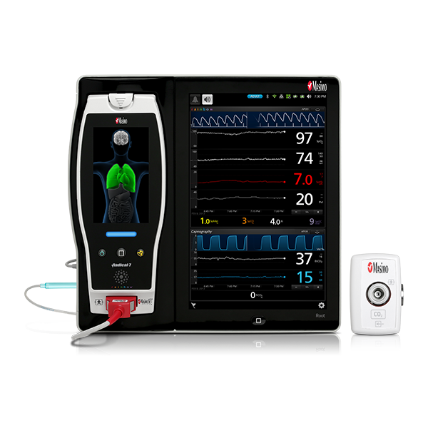 Masimo - Products - ISA Capnography